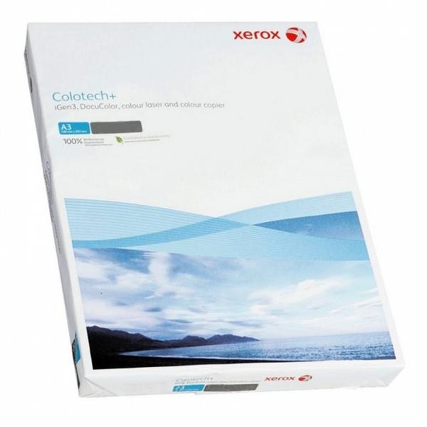 Fotokopirni papir Xerox Colotech+ A3, 250 listov, 160 gramov
