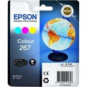 Kartuša Epson 267 (barvna), original