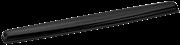 Počivalo za zapestje, za tipkovnico, Crystal™ Gel Keyboard, črna