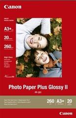 Foto papir Canon PP-201, A3+, 20 listov, 260 gramov