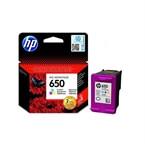 Kartuša HP CZ102AE nr.650 (barvna), original