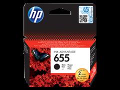 Kartuša HP CZ109AE nr.655 (črna), original
