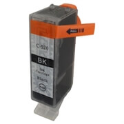 Kartuša za Canon PGI-520BK (črna), dvojno pakiranje, kompatibilna