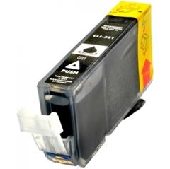 Kartuša za Canon CLI-521GY (siva), kompatibilna