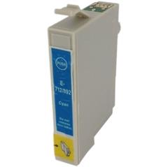 Kartuša za Epson T0712  (modra), kompatibilna