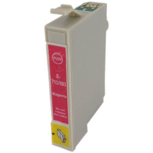 Kartuša za Epson T0713 (škrlatna), kompatibilna