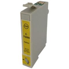 Kartuša za Epson T0714 (rumena), kompatibilna