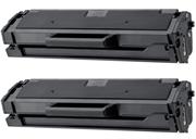Komplet tonerjev za Samsung MLT-D111L (črna), dvojno pakiranje, kompatibilen