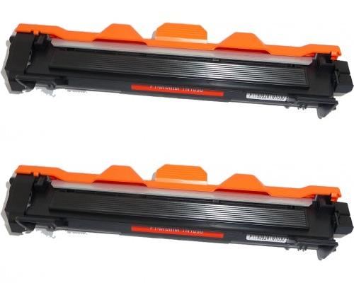 Komplet tonerjev za Brother TN-1030 (črna), dvojno pakiranje, kompatibilen