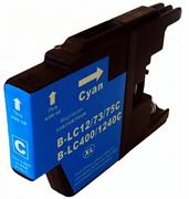 Kartuša za Brother LC1280XLC/LC1240 (modra), kompatibilna