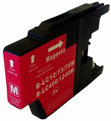 Kartuša za Brother LC1280XLM/LC1240 (škrlatna), kompatibilna