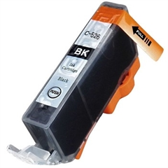 Kartuša za Canon CLI-526BK (črna), kompatibilna