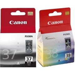 Komplet kartuš Canon PG-37 + CL-38, original