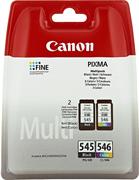 Komplet kartuš Canon PG-545 + CL-546, original