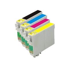 Komplet kartuš Epson T0445 (BK/C/M/Y), kompatibilen