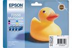 Komplet kartuš Epson T0556 (BK/C/M/Y), original