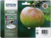 Komplet kartuš Epson T1295 (BK/C/M/Y), original