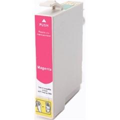 Kartuša za Epson T0803 (škrlatna), kompatibilna