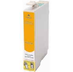 Kartuša za Epson T0804 (rumena), kompatibilna
