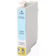 Kartuša za Epson T0805 (svetlo modra), kompatibilna
