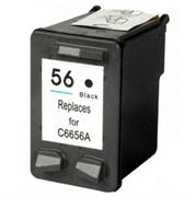 Kartuša za HP C6656AE nr.56 (črna), kompatibilna