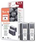 Komplet kartuš za Lexmark 14N1068E nr.100XL (črna), dvojno pakiranje, kompatibilen