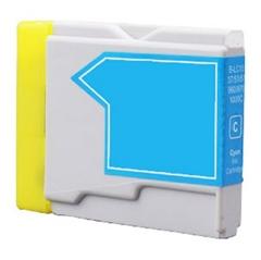 Kartuša za Brother LC1000C (modra), kompatibilna