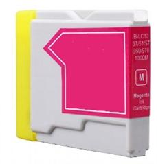 Kartuša za Brother LC1000M (škrlatna), kompatibilna