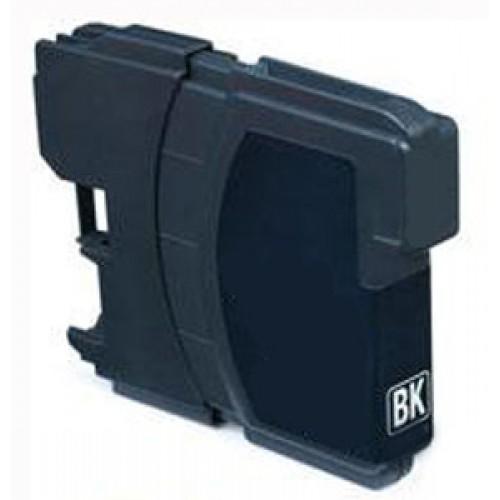 Kartuša za Brother LC1100BK / LC980BK (črna), kompatibilna