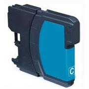 Kartuša za Brother LC1100C / LC980C (modra), kompatibilna