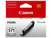 Kartuša Canon CLI-571GY (siva), original
