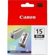 Kartuša Canon BCI-15BK (črna), dvojno pakiranje, original