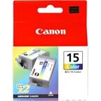 Kartuša Canon BCI-15CMY (barvna), dvojno pakiranje, original