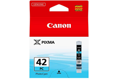 Kartuša Canon CLI-42PC (foto modra), original