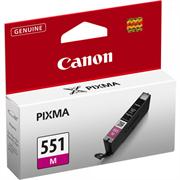 Kartuša Canon CLI-551M (škrlatna), original