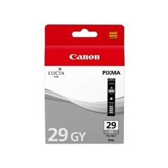 Kartuša Canon PGI-29GY (siva), original