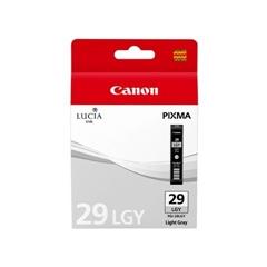 Kartuša Canon PGI-29LGY (svetlo siva), original