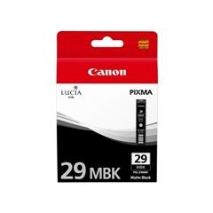 Kartuša Canon PGI-29MBK (matt črna), original