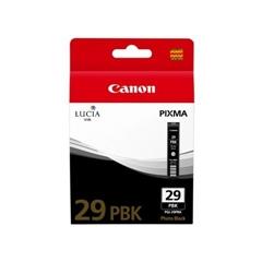 Kartuša Canon PGI-29PBK (foto črna), original