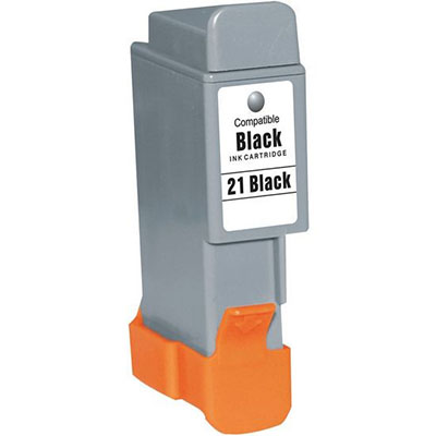Kartuša za Canon BCI-24BK (črna), kompatibilna