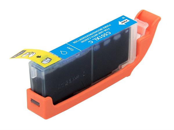 Kartuša za Canon CLI-551C XL (modra), kompatibilna