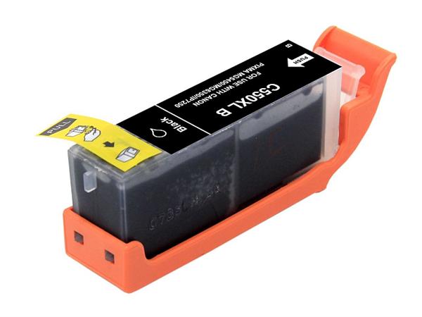 Kartuša za Canon PGI-550BK XL (črna), kompatibilna