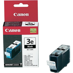 Kartuša Canon BCI-3eBK (črna), original