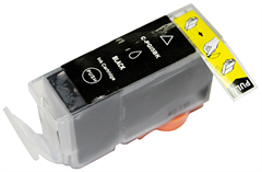 Kartuša za Canon BCI-3eBK (črna), kompatibilna