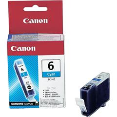 Kartuša Canon BCI-6C (modra), original