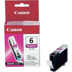 Kartuša Canon BCI-6M (škrlatna), original