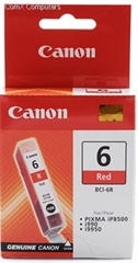 Kartuša Canon BCI-6R (rdeča), original