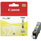 Kartuša Canon CLI-521Y (rumena), original