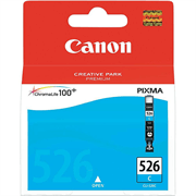 Kartuša Canon CLI-526C (modra), original