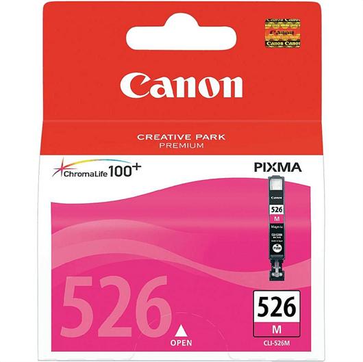 Kartuša Canon CLI-526M (škrlatna), original